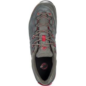 Mammut Alnasca Low GTX Shoes Men graphite-magma